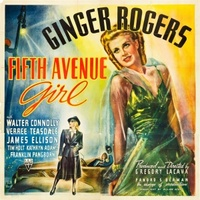 5th Ave Girl movie poster (1939) picture MOV_7464c4e6