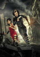 Resident Evil: Retribution movie poster (2012) picture MOV_746942db