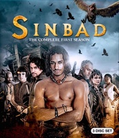 Sinbad movie poster (2012) picture MOV_386b7a7c