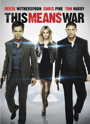 This Means War movie poster (2012) poster MOV_746abe79