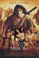 The Last of the Mohicans movie poster (1992) picture MOV_746b6d56