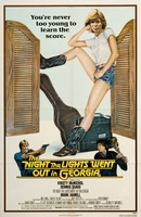 The Night the Lights Went Out in Georgia movie poster (1981) picture MOV_746ee2cd