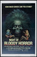 Night of Bloody Horror movie poster (1969) picture MOV_7471e0ce