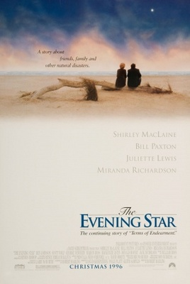 The Evening Star movie poster (1996) poster MOV_747280f8