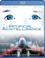 Artificial Intelligence: AI movie poster (2001) picture MOV_7473826a