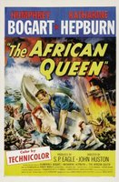 The African Queen movie poster (1951) picture MOV_7476afcb