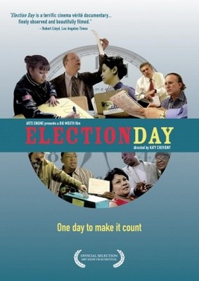 Election Day movie poster (2007) poster MOV_74783b58