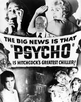 Psycho movie poster (1960) picture MOV_747fb061