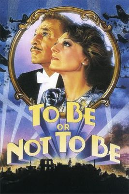 To Be or Not to Be movie poster (1983) poster MOV_74816f6a