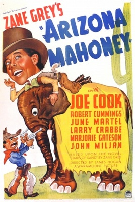 Arizona Mahoney movie poster (1936) poster MOV_7482fd3a