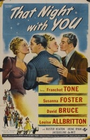 That Night with You movie poster (1945) picture MOV_7484251f