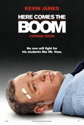Here Comes the Boom movie poster (2012) poster MOV_748da8d1