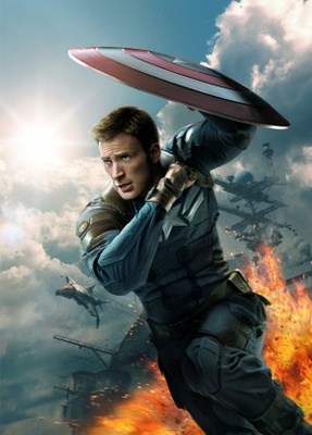Captain America: The Winter Soldier movie poster (2014) poster MOV_74901666