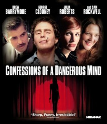 Confessions of a Dangerous Mind movie poster (2002) poster MOV_74942b09