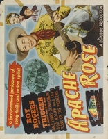 Apache Rose movie poster (1947) picture MOV_749605ed