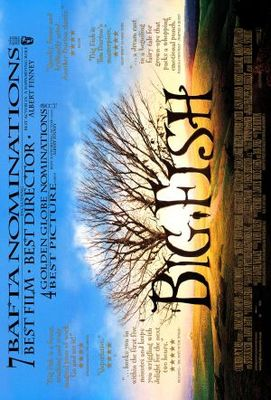 Big Fish movie poster (2003) poster MOV_74992511
