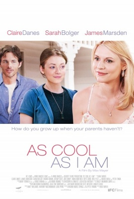 As Cool as I Am movie poster (2013) poster MOV_74a16423