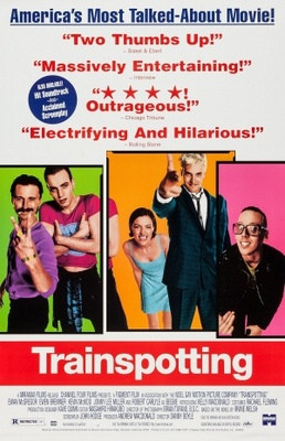Trainspotting movie poster (1996) poster MOV_74a2334a