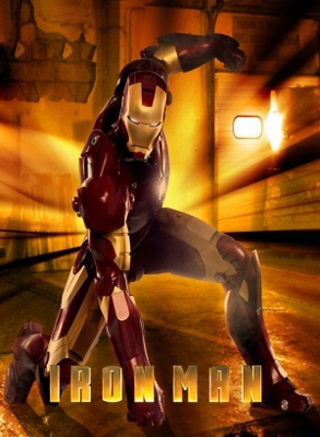 Iron Man movie poster (2008) poster MOV_74a2cbc8