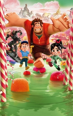 Wreck-It Ralph movie poster (2012) poster MOV_74a3cf8d