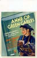 Anne of Green Gables movie poster (1934) picture MOV_74a8cc71