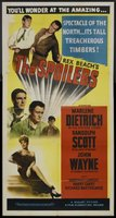 The Spoilers movie poster (1942) picture MOV_74a9b549