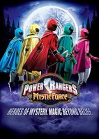 Power Rangers Mystic Force movie poster (2006) picture MOV_74b5b010