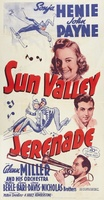 Sun Valley Serenade movie poster (1941) picture MOV_74b64934