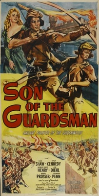 Son of the Guardsman movie poster (1946) poster MOV_74bac4b1