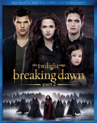 The Twilight Saga: Breaking Dawn - Part 2 movie poster (2012) poster MOV_74bbbc89