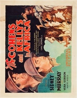 The Cohens and the Kellys in Africa movie poster (1930) picture MOV_74bbd227