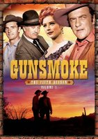 Gunsmoke movie poster (1955) picture MOV_74c0cd63