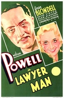 Lawyer Man movie poster (1932) picture MOV_74c36b14
