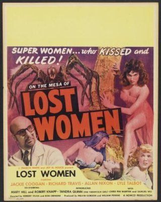 Mesa of Lost Women movie poster (1953) poster MOV_74c7fda8