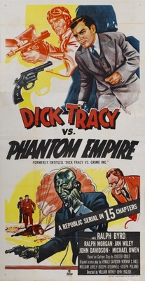 Dick Tracy vs. Crime Inc. movie poster (1941) poster MOV_74cbdb05
