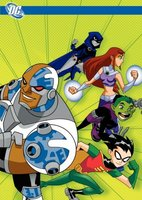 Teen Titans movie poster (2003) picture MOV_74d4de70