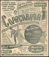 Copacabana movie poster (1947) picture MOV_74d61a2e