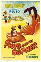 Pluto and the Gopher movie poster (1950) picture MOV_74db6424