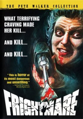 Frightmare movie poster (1983) poster MOV_74e32b87