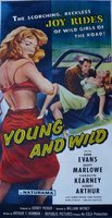 Young and Wild movie poster (1958) picture MOV_74fcd5ee