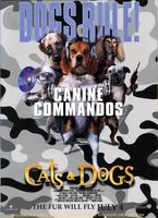 Cats & Dogs movie poster (2001) picture MOV_74fe2a65
