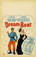 Dreamboat movie poster (1952) picture MOV_75018d37