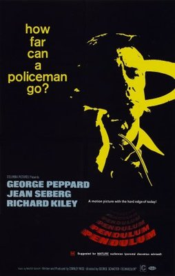 Pendulum movie poster (1969) poster MOV_75019e8c