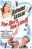 The Sky's the Limit movie poster (1943) picture MOV_b3d52f37