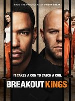Breakout Kings movie poster (2011) picture MOV_750b0996