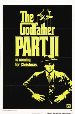 The Godfather: Part II movie poster (1974) poster MOV_751b3135