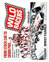 The Wild Racers movie poster (1968) picture MOV_751f0fce