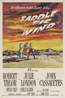 Saddle the Wind movie poster (1958) picture MOV_7523613e