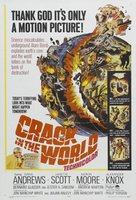 Crack in the World movie poster (1965) picture MOV_75241475