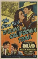 Riding the California Trail movie poster (1947) picture MOV_75272b06